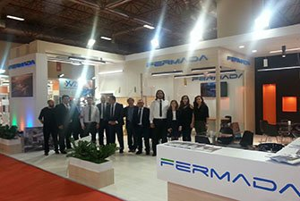 Fermada LED Lighting Fuarında